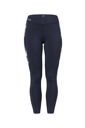 Show details for Daily Sports Beauty Tights - Navy