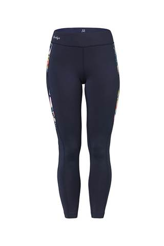 Picture of Daily Sports Beauty Tights - Navy