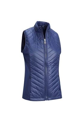 Show details for Callaway Ladies Swing Tech Puffer Vest / Gilet - Peacoat