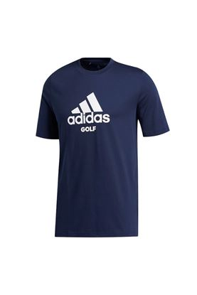 Show details for adidas Golf Men's T-Shirt - Collegiate Navy