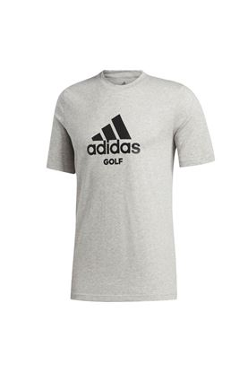 Show details for adidas Golf Men's T-Shirt - Mid Grey Heather