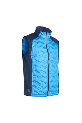 Show details for Abacus Men's Dunes Hybrid Vest / Gilet - Skyblue 328