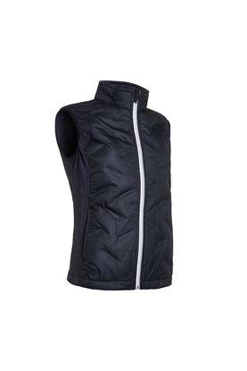 Show details for Abacus Ladies Dunes Hybrid Vest - Black 600
