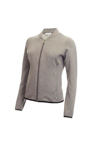 Picture of Calvin Klein Ladies Merz Jacket - Grey Marl