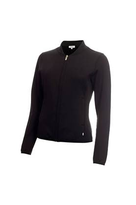 Show details for Calvin Klein Ladies Merz Jacket - Black