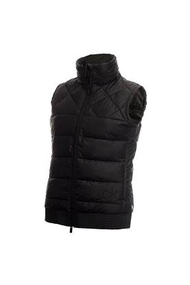 Show details for Calvin Klein Ladies Serra Gilet - Black