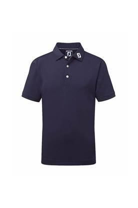 Show details for FootJoy Junior Stretch Polo - Navy