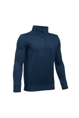 Show details for Under Armour UA Junior Storm Sweater Fleece 1/4 Zip - Academy 408