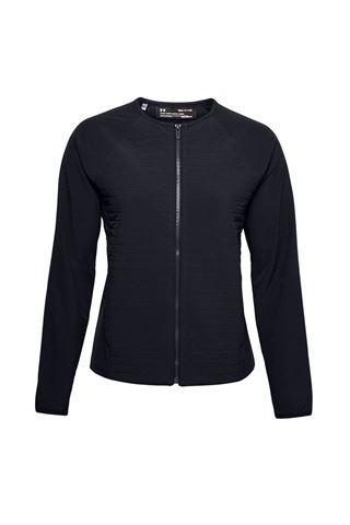 Picture of Under Armour UA Women's Storm Revo Full Zip Jacket - Black 001