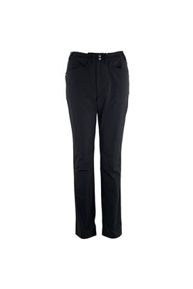 Show details for Greg Norman Ladies Comfort Trousers - Black