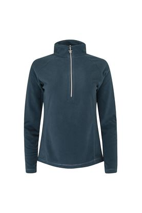 Show details for Swing Out Sister Sofia 1/4 Zip Fleece - Aegean