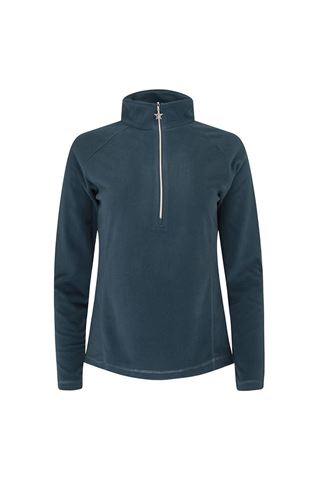 Picture of Swing Out Sister Sofia 1/4 Zip Fleece - Aegean