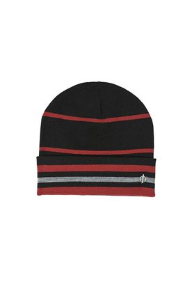 Show details for Oscar Jacobson Men's Knitted Golf Hat IV - Black 311