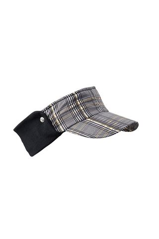 Picture of Daily Sports zns Ladies Edyth Wind Visor - Black