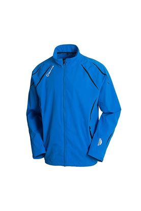 Show details for Sunice Men's Carleton Zephal Waterproof Jacket - Vibrant Blue / Black