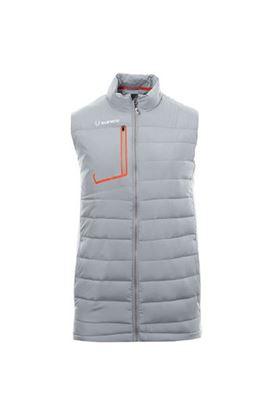 Show details for Sunice Men's Ingo Thermal 3M Vest / Gilet - Magnesium / Spicy Orange