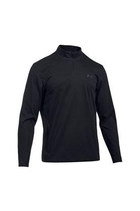 Show details for Under Armour Men's UA Storm 1/2 Zip Sweater - Black 001