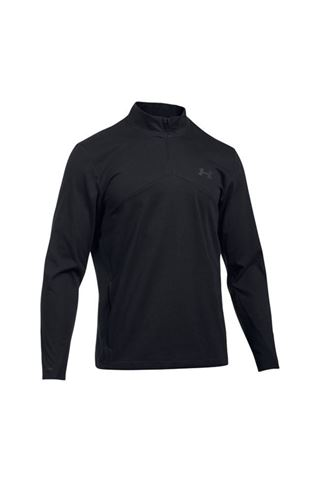 Picture of Under Armour Men's UA Storm 1/2 Zip Sweater - Black 001