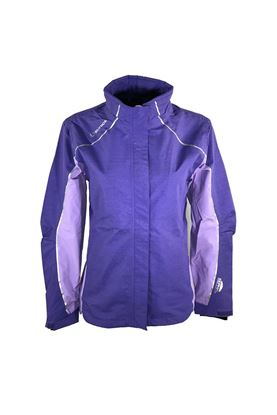 Show details for Sunice Ladies Elan Zephal Jacket - Iris Lurex / Lavender