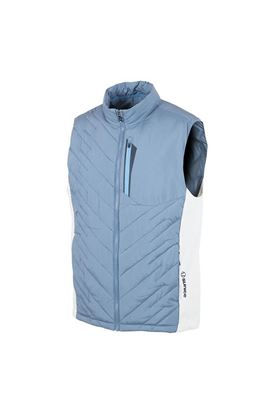 Show details for Sunice Men's Thermal 3M Vest / Gilet - Blue Mist / Aruba