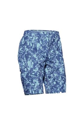 Show details for Under Armour UA Links Printed Shorts - Blue 494