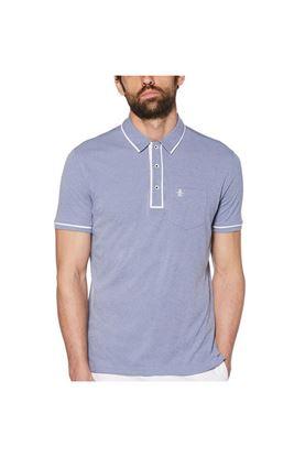 Show details for Original Penguin The Golfer Earl Polo Shirt - Surf the Web