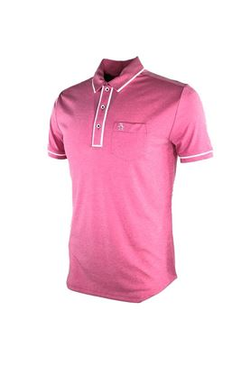 Show details for Original Penguin The Golfer Earl Polo Shirt - Very Berry