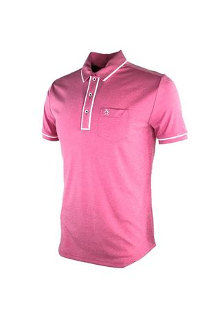 Picture of Original Penguin The Golfer Earl Polo Shirt - Very Berry