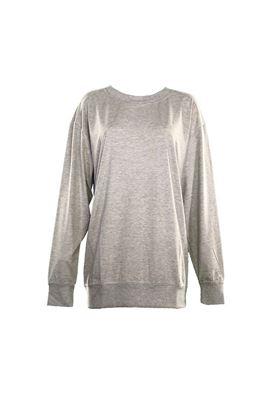 Show details for Daily Sports Ladies Mayur Sweatshirt - Pebble