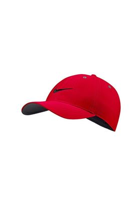 Show details for Nike Golf Legacy91 Golf Cap - Red 657