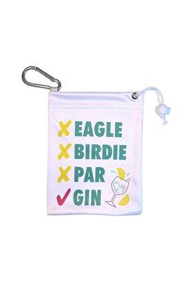 Show details for Surprizeshop Tee & Accessory Bag - Eagle, Birdie, Par, Gin