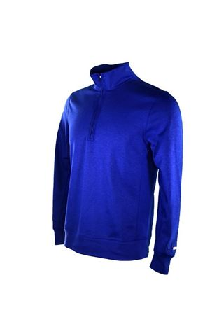 Picture of Nike Golf Men's Dri - Fit Player 1/4 Zip Top - Concord / Concord / Brushed Silver 471
