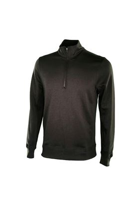 Show details for Nike Golf Men's Dri - Fit Player 1/4 Zip Top - Black 010