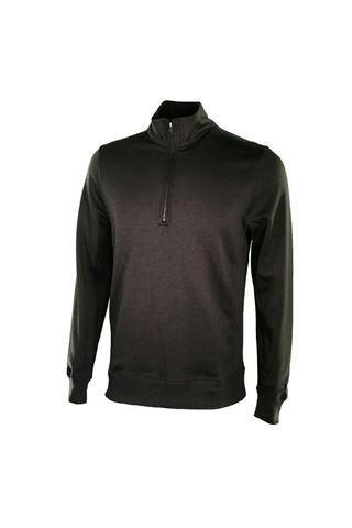 Picture of Nike Golf Men's Dri - Fit Player 1/4 Zip Top - Black 010