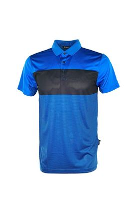 Show details for Abacus Men's Finnigan Polo Shirt - Ocean 315