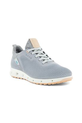 Show details for Ecco Women's Golf Cool Pro Golf Shoes - Silver Grey