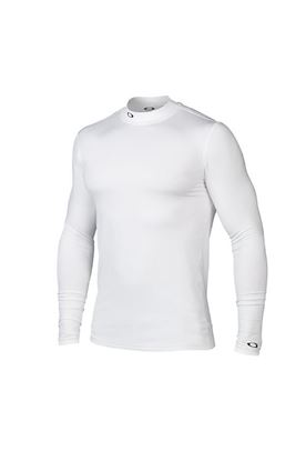 Show details for Oakley Men's Ready Base Layer - White
