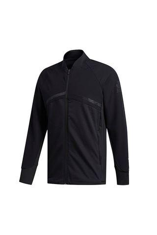 Picture of adidas Men's Hybrid Full Zip Jacket -Black