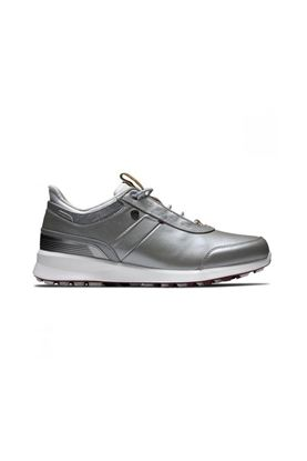 Show details for Footjoy Women's Stratos Golf Shoes - Silver