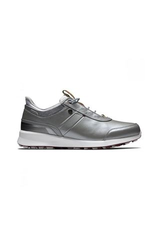 Picture of Footjoy Women's Stratos Golf Shoes - Silver