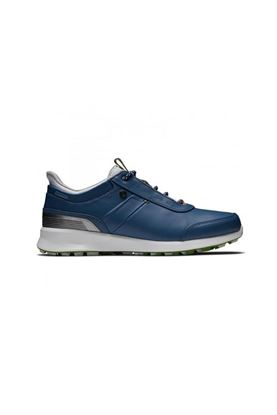 Show details for Footjoy Women's Stratos Golf Shoes - Blue / Green