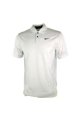 Show details for Nike Golf Men's Dri-Fit Vapor Polo Shirt - White