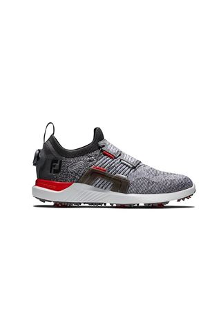 Picture of Footjoy Men's Hyperflex Boa Golf Shoes - Grey / Red