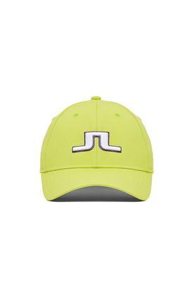 Show details for J.Lindeberg Men's Angus Golf Cap - Leaf Yellow