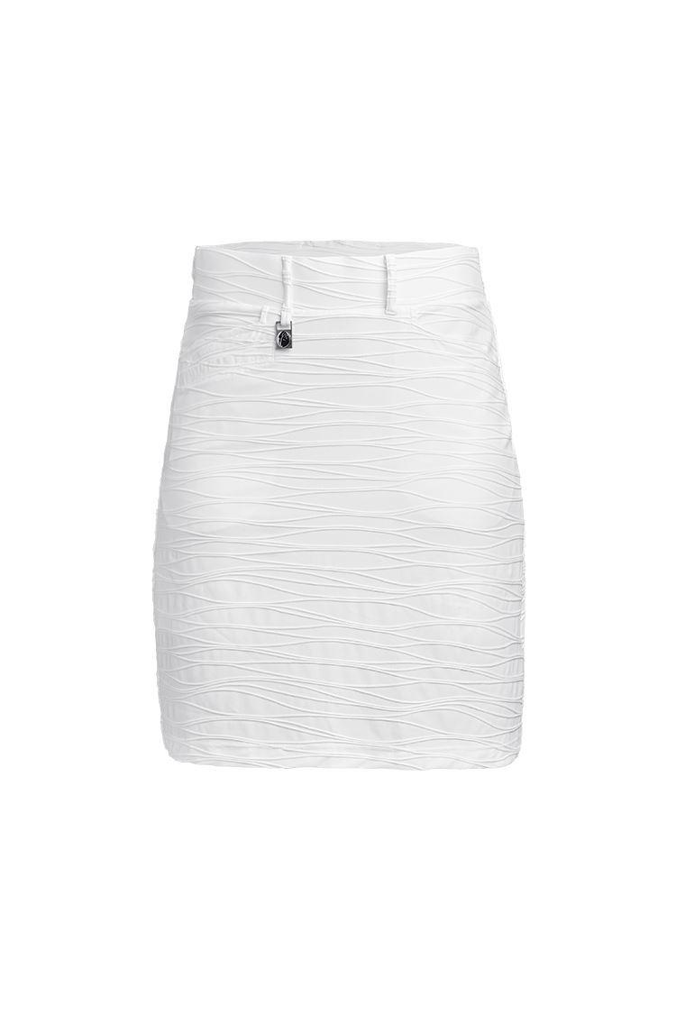 Picture of Rohnisch Ladies Wave Skort - White