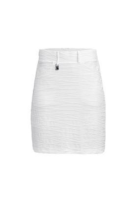 Show details for Rohnisch Ladies Wave Skort - White