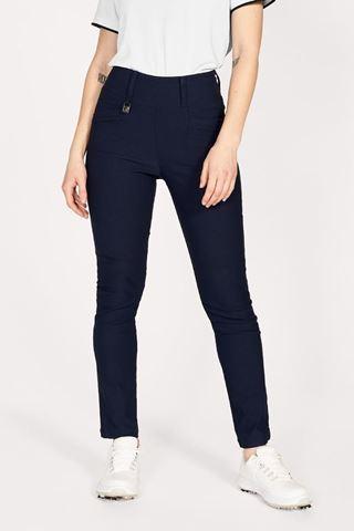 Picture of Rohnisch Ladies Embrace Golf Pants - Navy
