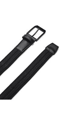 Show details for Under Armour Men's UA Braided Golf Belt - Black 001