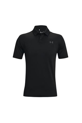 Picture of Under Armour Men's UA T2G Polo Shirt - Black 001