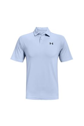 Show details for Under Armour Men's UA T2G Polo Shirt - Blue 438
